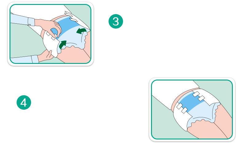 可靠 夜用加强型 成人纸尿裤 老年人产妇尿裤M号10片*6包【73-113cm】-京东