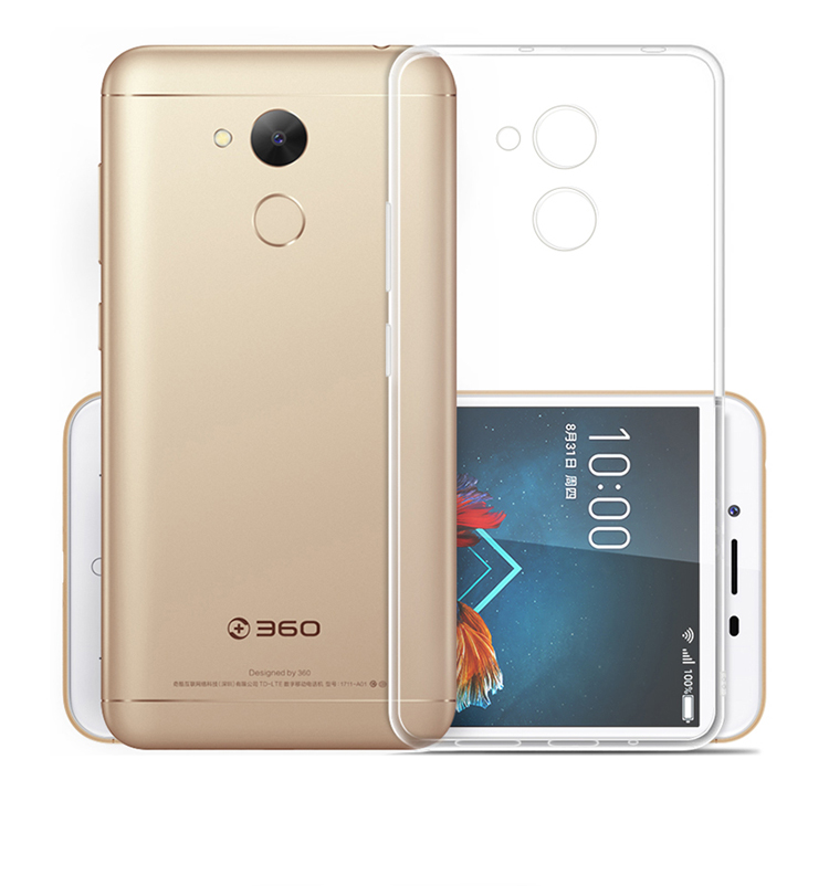 KOLA 360 phone Vizza phone shell TPU soft shell protective sleeve - Jingdong