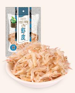 禾煜 虾皮 虾皮海带汤原料虾米 80g-京东