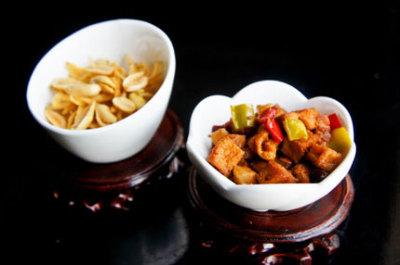 龙记斑鱼庄_餐前小吃