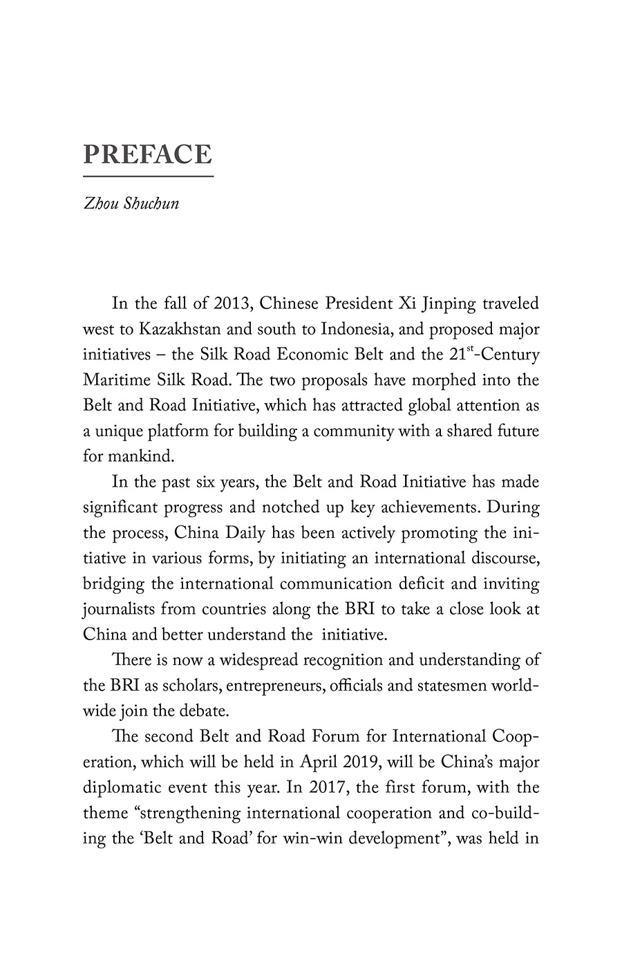 Sample pages of Common Prosperity: Global Views on Belt and Road Initiative (ISBN:9787508541297)