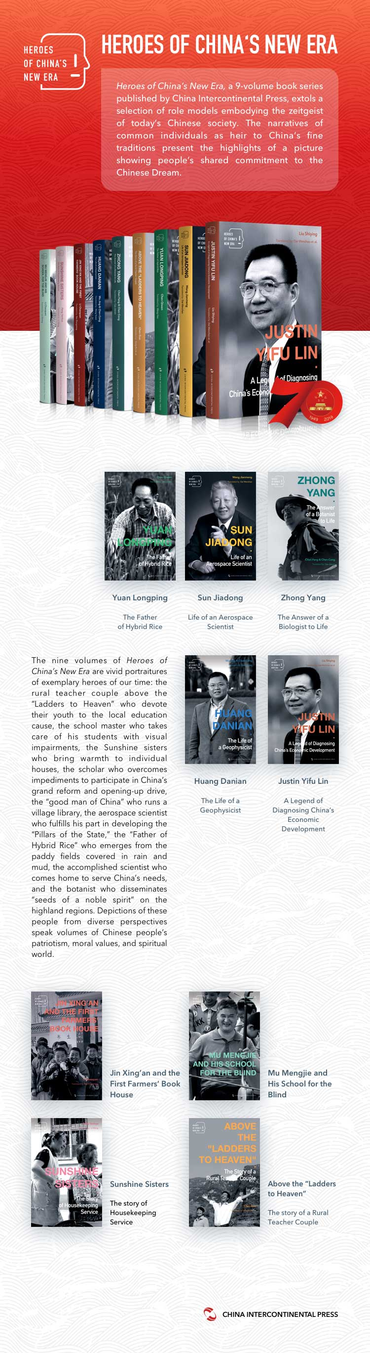 Sample pages of Heroes of China's New Era:Justin Yifu Lin A Legend of Diagnosing China's Economic Development (ISBN:9787508536095)